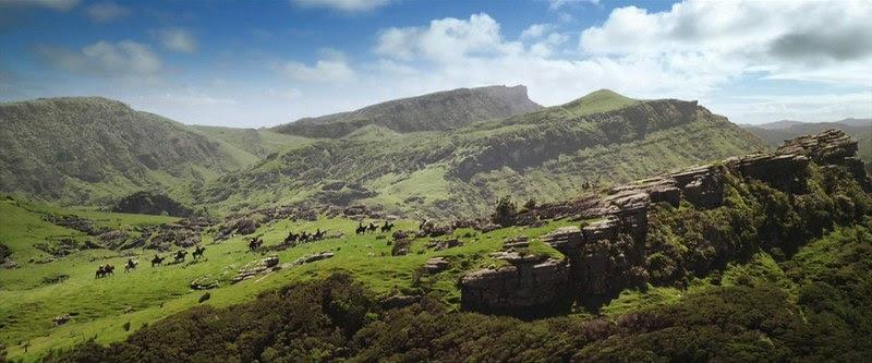 Hobbit Landscape