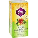 Yogi Green Tea, Super Antioxidant, Bags - 16 bags, 1.12 oz