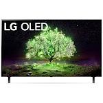 LG OLED77A1PUA 77 Inch A1 Series 4K HDR Smart TV w/AI ThinQ (2021)