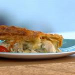 The Hairy Bikers vegetarian chestnut mushroom pie recipe ...