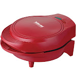 Better Chef - Electric Double Omelet Maker - Red
