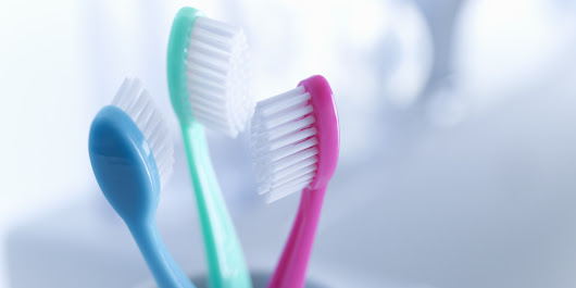 The Disgusting Truth About Your Toothbrush