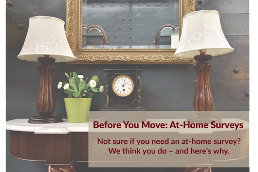 Before You Move: At-Home Surveys