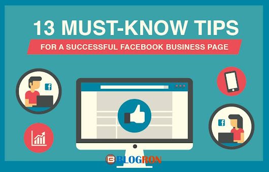 13 Tips to Create a Successful Facebook Business Page
