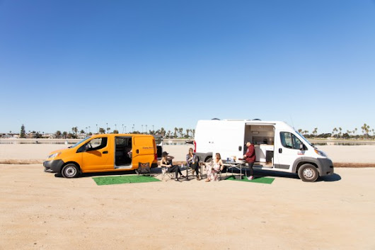 Riding the RV revolution, Outdoorsy fuels up with $50 million in fresh funding – TechCrunch