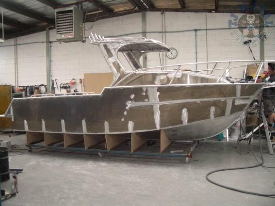 Cesdy: Detail Aluminum boat builders australia