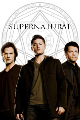 Supernatural iPhone Wallpaper by HeartofGlass97 on DeviantArt