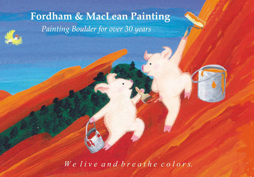 Boulder Painters - Fordham and MacLean Painting - Family Owned and Operated, We've Been Boulder's Finest Painters Since 1978.