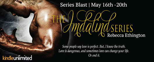 Brenda Pandos - Young Adult/New Adult Paranormal Romance Author: #Imdalind Series is #FREE on #KINDLEUNLIMITED #rebeccaethington