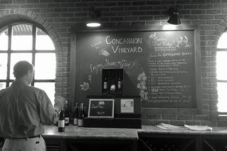 Concannon Vineyard - Bar