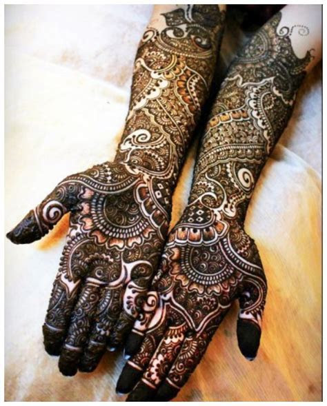 17 Wedding Bridal New Mehndi Designs Photos