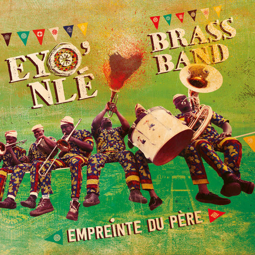 WATER NO GET ENEMY - EYO'NLE BRASS BAND