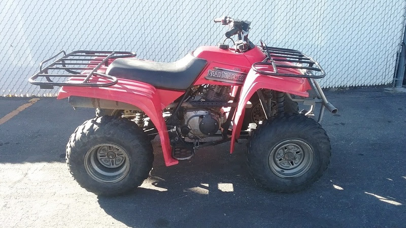 2002 Yamaha Bear Tracker Motorcycles For Sale