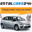 Cheap Car Rentals - Compare Rental Cars Services, Prices & Deals from RentalCars24h.com