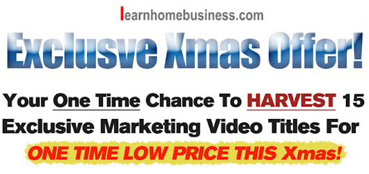 15 Internet Marketing Videos - Exclusive Christmas Offer!