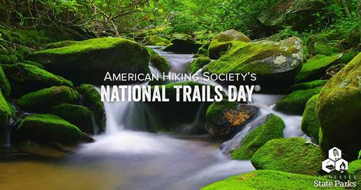 Tennessee State Parks to Host National Trails Day Hikes