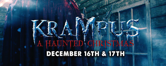 "Celebrate the Holidays with 'Krampus: A Haunted Christmas"" at Nashville Nightmare!"