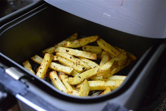 Fry in the Sky with the Optimum HealthyFry - Air Fryer Review