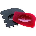 Lodge Scraper Combo Pan and Grill Scraper, Red/Black