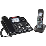 Clarity E814CC Expandable Phone System with Handset