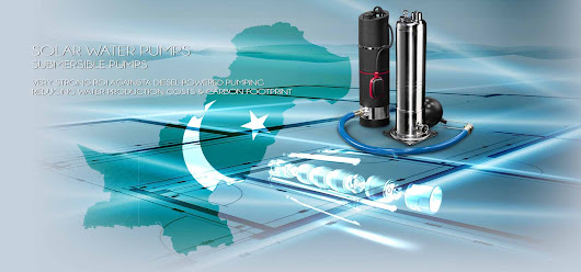 Solar Water Pumps, Solar Tube Well, Submersible Pumps, Solar Panels from Lorentz for sale at Karachi