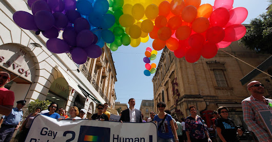 Catholic Malta On The Cusp Of Legalizing Same-Sex Marriage