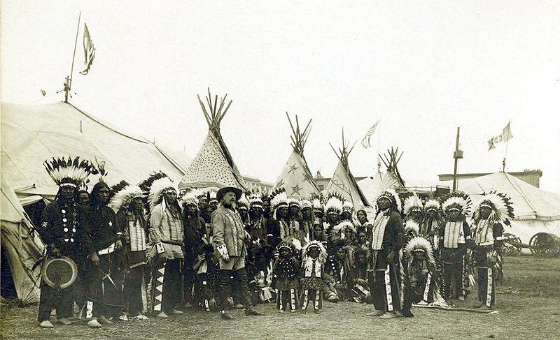 File:Buffalo Bills Wild West Show, 1890.jpg