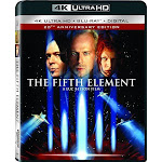 The Fifth Element (4K/UHD + Blu-ray+ DVD)