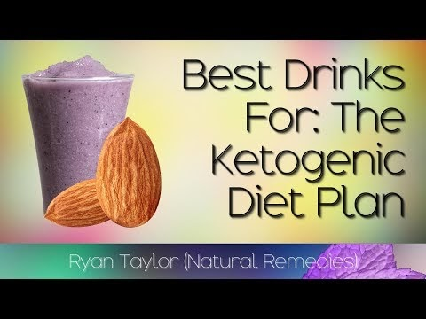 Drinks: for Keto Diet