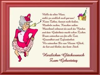 Lustige Gedichte Zum 50. Geburtstag Onkel