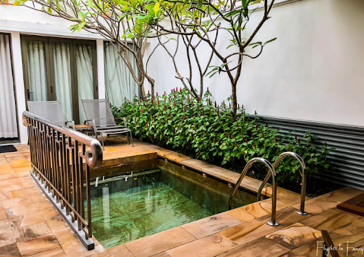 Park Hyatt Siem Reap: Old Meets New At this Siem Reap Luxury Hotel