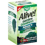 Alive Multi-Vitamin, Men's, Garden Goodness, Tablets - 60 tablets