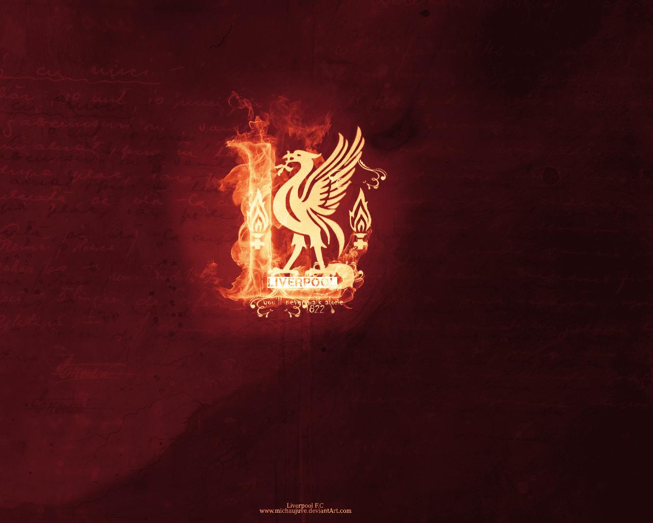 Liverpool Logo Wallpapers - Wallpaper Cave