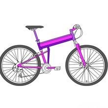 Dibujos Para Colorear Bicicletas 19 Dibujos De Bicicleta Para