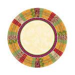 "Fall expressions 7"" thanksgiving dessert paper plates 16ct. | Hannah K Signature"