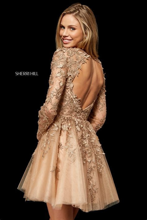 Sherri Hill Fall 2018 Homecoming Dresses   Regiss in