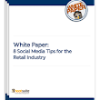 8 Social Media Tips for the Retail Industry ~ White Paper - HootSuite Social Media Management8 Social Media Tips for the Retail Industry ~ White Paper