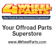 4WheelParts.com is your superstore for off-road parts and accessories