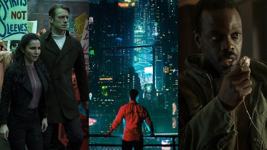 Altered Carbon (Netflix) – Review (NO Spoilers)