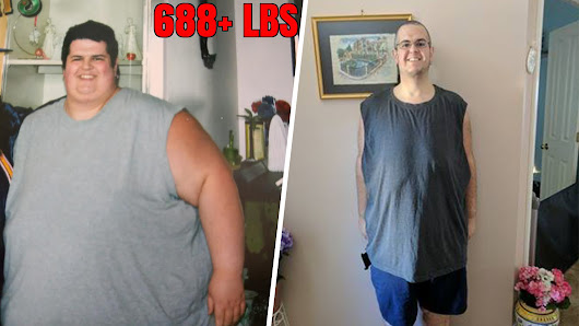 'Change is possible': How this man lost 374 pounds