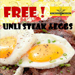 Heaven and Eggs FREE Unlimited Steak and Egg Promo - UnliPromo