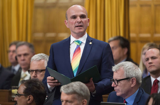 Liberals name adviser on LGBTQ2 issues, move to repeal law that criminalizes sex between men   Toronto Star