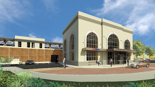 New York will pay Wendel $900,000 for Schenectady train station design - Albany Business Review