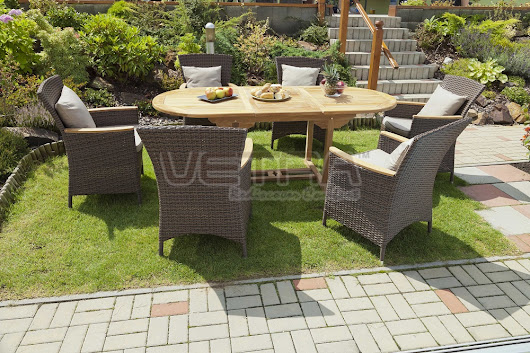 Get benched with our fascinating range of outdoor furniture.