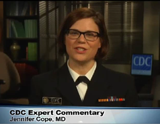 Medscape commentary screen capture