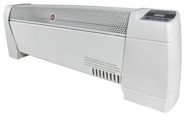 30-Inch Heater Baseboard Convection Digital Display - contemporary ...