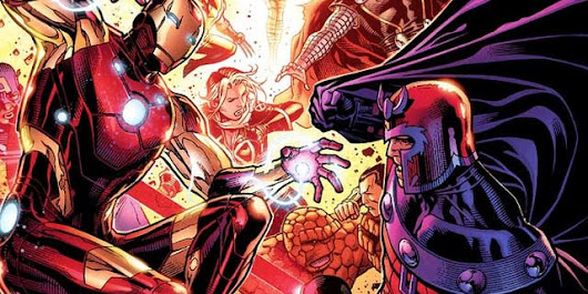 Kevin Feige Remains Open To An AVENGERS VS. X-MEN Crossover Movie But There's A Catch