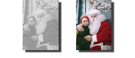 Photo Restoration Services, Photo Colorization Services, and many other Professional Photo Services