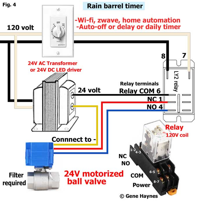 How To Wire 3 Wire Motorized Ball Valve