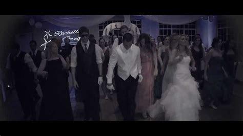 Wedding Thriller Flash Mob! Best Wedding Dance Ever